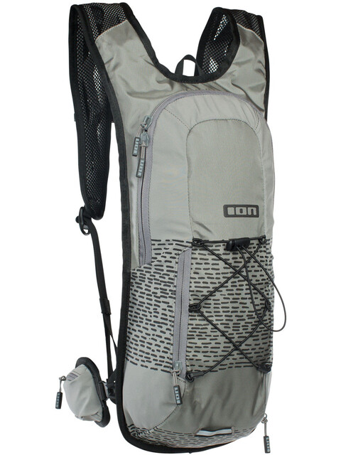 ION Villain 4 Backpack grey